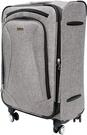 【YC Eason】愛爾蘭19吋防潑水商務行李箱(灰)