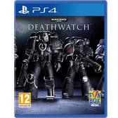 PS4 戰鎚40000:死亡守望加強版 -英文版- Warhammer 40K Deathwatch Enhanced Edition 戰錘 40,000