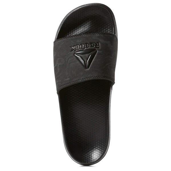 REEBOK FULGERE 女鞋 拖鞋 防水 基本款 輕量 舒適 黑【運動世界】CN6466