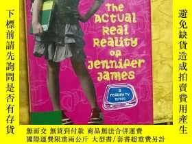 二手書博民逛書店The罕見Actual Real Reality of Jenn