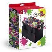 【軟體世界】Nintendo Switch NS 全置收納箱(漆彈大作戰 2 特仕款)
