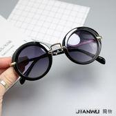 新款兒童太陽鏡小孩墨鏡寶寶眼鏡