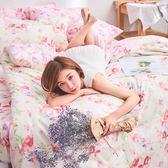 床包被套組 / 雙人【夢夢蝴蝶】含兩件枕套  100%精梳棉  戀家小舖台灣製AAS212