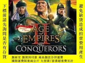 二手書博民逛書店Age罕見of Empires II: The Conquero