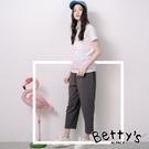betty's網路款 腰間鬆緊口袋休閒寬...