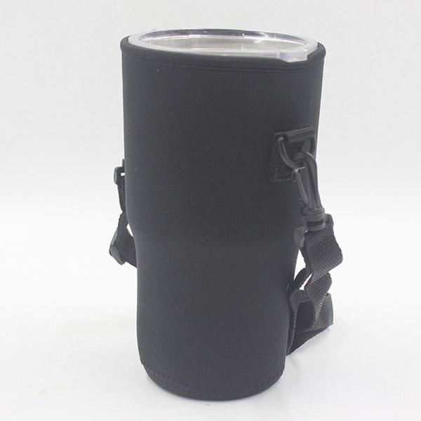 36oz 1000ml冰霸壺套 水壺背袋 保溫瓶套 酷冰杯 不鏽鋼杯 保溫防摔隔熱套 旅遊 野餐【SV6837】BO雜貨
