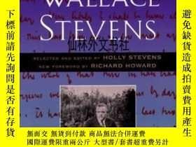 二手書博民逛書店【罕見】 Letters Of Wallace StevensY27248 Wallace Stevens U