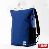 CHUMS 日本 Eco 兩用後背包 手提包 暗藍 CH602129N008
