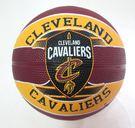 斯伯丁 SPALDING籃球jr  兒童3號球 Cavaliers 騎士隊徽 SPA83603【 胖媛的店 】