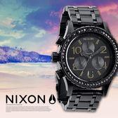 【人文行旅】NIXON | A404-1879 THE 38-20 CHRONO 美式休閒