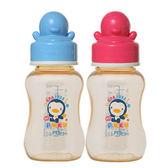 PUKU藍色企鵝  PES標準口徑奶瓶150ml(藍色/粉紅)