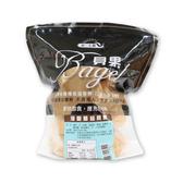 海鹽蘑菇貝果(統一生機)