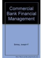 二手書博民逛書店《Commercial bank financial manag