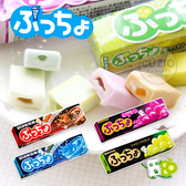 日本 UHA 味覺糖 噗啾條糖 軟糖 50g 多種口味 噗啾糖 噗啾 日本軟糖 條糖