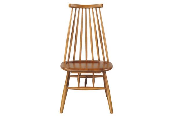 格柵式造型椅【SCANDINAVIAN現代北歐】優渥實木家具 WMCH36T1