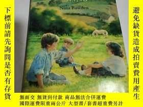 二手書博民逛書店WHITE罕見HORSE GANG(外文)Y200392