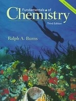 二手書博民逛書店 《Fundamentals of Chemistry》 R2Y ISBN:0139186654│RalphA.Burns