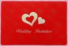一定要幸福哦~~結婚喜帖 婚卡 《編號:239836A》結婚用品 婚禮用品