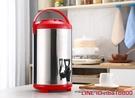 奶茶桶304不銹鋼奶茶桶商用保溫桶開水桶大容量帶水龍頭奶茶店豆漿桶JD CY潮流