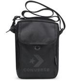 Converse 運動斜背包 帆布包 男女可用 黑色 NO.10008299-A01