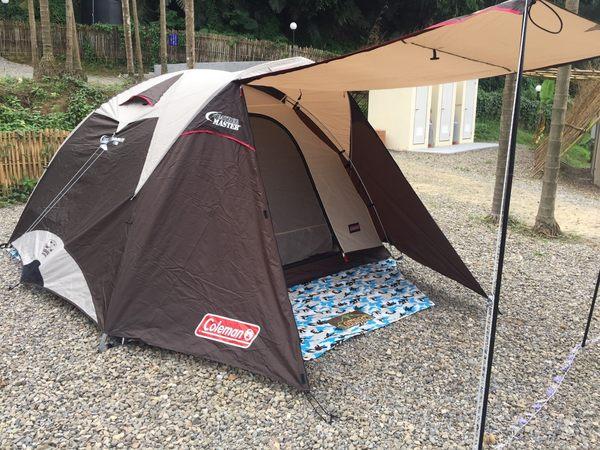 LOWDEN VIP 270*350-超耐磨夾層網布防潮地墊/野餐墊 (多功能地布) 迷彩系 露營 地墊 地布