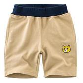 男童短褲子外穿夏裝童裝兒童薄款中褲【奇趣小屋】