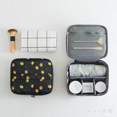 化妝包 新款韓版多格旅行收納整理盒女士化妝品袋大號手提便攜防水 js15146『miss洛羽』