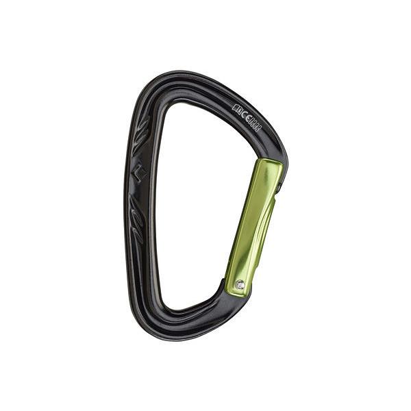 [BLACK DIAMOND]Nitron Straight 鉤環(210155)