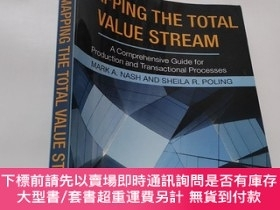 二手書博民逛書店MAPPING罕見THE TOTAL VALUE STREAMY277652 CRC PRESS CRC PR