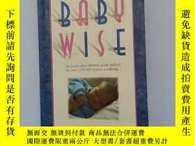 二手書博民逛書店On罕見Becoming Baby Wise【有簽名】Y22264 Gary Ezzo; Robert Buc