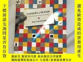 二手書博民逛書店英文原版Careers罕見by Design: A Business Guide for Graphic Desi