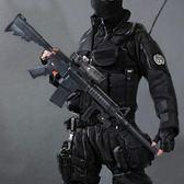 電動連發水彈槍錦明M4A1水晶彈槍仿真M4可發射子彈兒童水蛋玩具槍 雲雨尚品