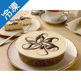 6吋原味重乳酪蛋糕1盒【愛買冷凍】