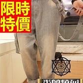 吊帶褲-熱銷隨性簡潔單寧男長褲56i119【巴黎精品】