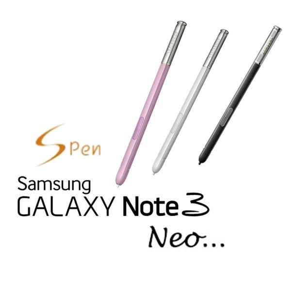 三星 手機 副廠 S pen SPen Galaxy Note 2 3 3代 N900 neo N7505 LTE 4G 粉/黑/白 觸控筆 手寫筆 BOXOPEN