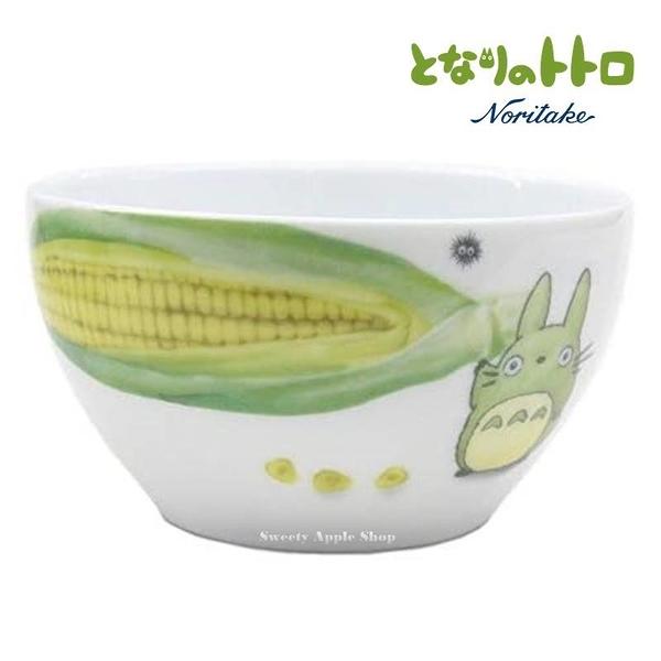 【SAS】日本限定 宮崎駿 吉卜力 龍貓 玉米版 陶瓷 碗 / 餐碗