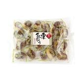 日本LAMAN茶鼓栗饅頭和果子320g
