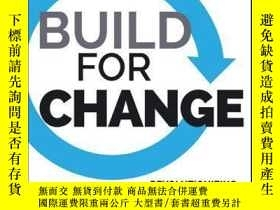 二手書博民逛書店Build罕見for Change: Revolutionizing Customer Engagement th