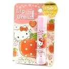 【震撼精品百貨】Hello Kitty 凱蒂貓~Sanrio HELLO KITTY保濕香氛護唇膏-幸福女孩(蘋果香)#06961