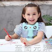 兒童坐姿預防器小學生防近視姿勢糾正儀保護器防寫字架 至簡元素