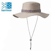日系[ Karrimor ] Safari Hat 抗UV圓盤帽/遮陽帽 米黃