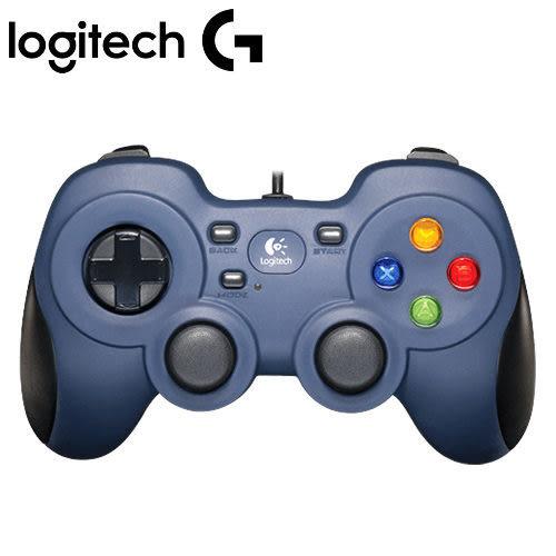【台中平價鋪】全新 羅技 遊戲控制器 Gamepad F310 舒適防滑握把 遊戲搖桿 手把 經典按鈕配