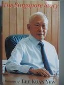 【書寶二手書T1/傳記_QHK】The Singapore story-memoirs of Lee Kuan Yew_李光耀