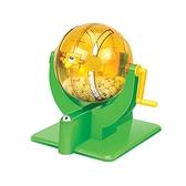 新品手動彩票雙色球大樂透搖獎機搖球機搖號機搖獎玩具彩票 YJT