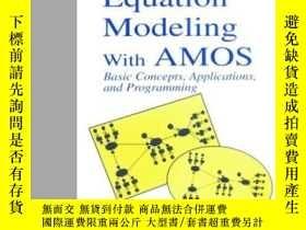 二手書博民逛書店Structural罕見Equation Modeling With AmosY364682 Barbara