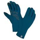 [好也戶外]mont-bell Trail Action Gloves 男款可觸控保暖手套/黑/藍 NO.11118269/BK/BLBK