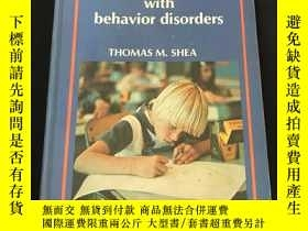 二手書博民逛書店Teaching罕見children and youth wit