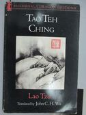 【書寶二手書T8/哲學_PAZ】Lao Tzu_Tao The Ching