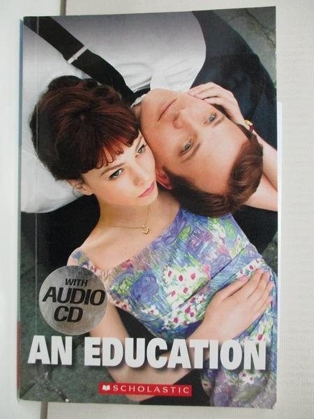 【書寶二手書T7/原文小說_BSR】Scholastic ELT Readers Level 4: An Education with CD_Scholastic UK