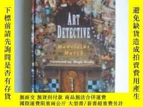 二手書博民逛書店Art罕見Detective - How To Research